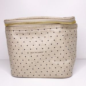 "Kate spade "" out to lunch"" lunchbox"